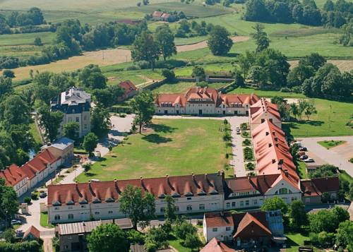Hotel Spichlerz w Międzynarodowym Centrum Konferencyjnym
